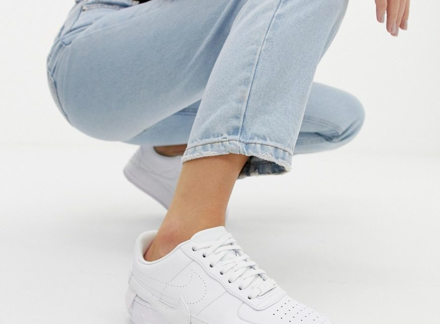 Nike - Air Force 1 Jester - Baskets - Blanc