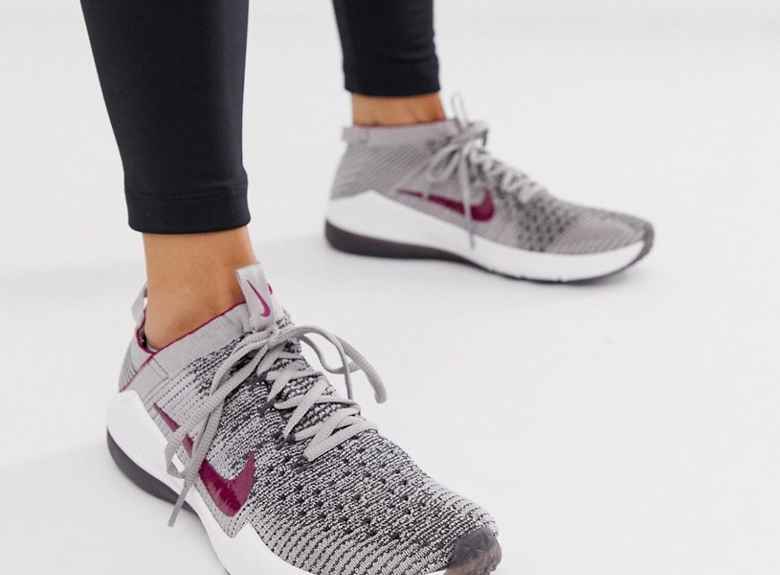 Nike Training - Air Zoom Fearless - Baskets - Violet