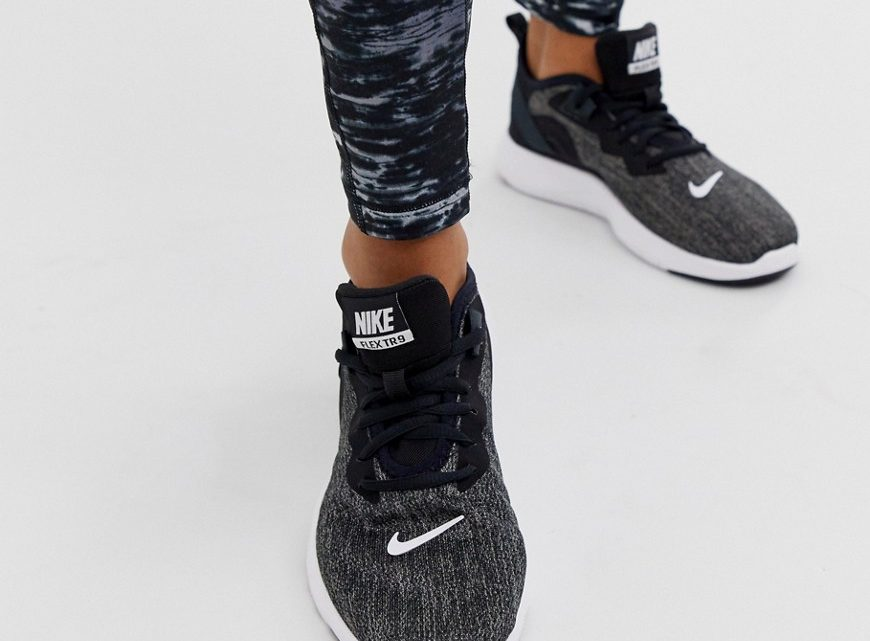 Nike Training - Flex - Baskets - Noir
