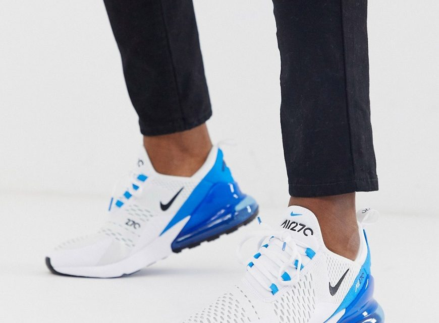 Nike - Air Max 270 - Baskets - Blanc