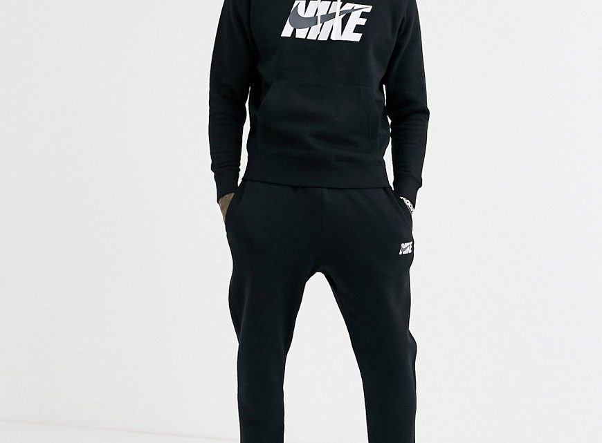 Nike - Ensemble survàªtement - Noir