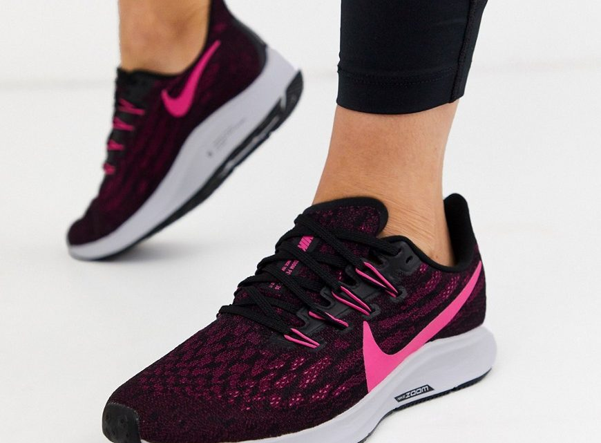 Nike Running - Pegagus 36 - Baskets - Baie-Rose