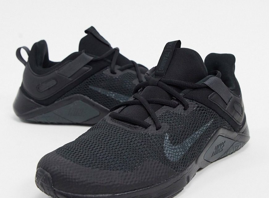 Nike Training - Legend - Essential - Baskets - Noir