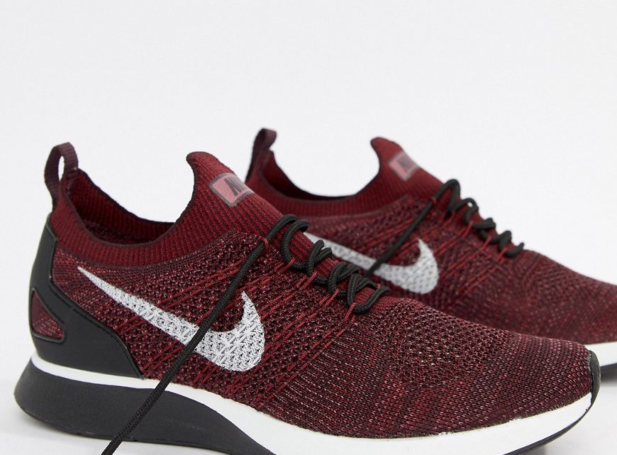 Nike - Air Zoom Mariah Flyknit - Baskets de course - Rouge 918264-600