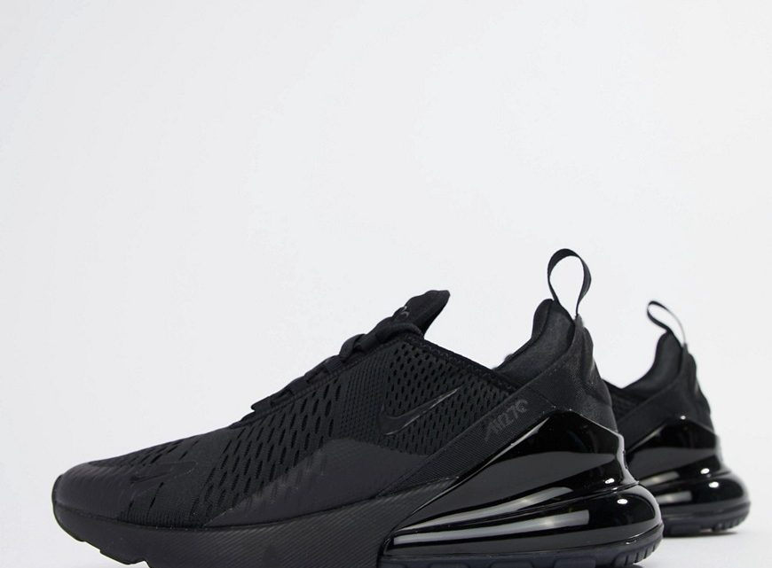 Nike - Air Max 270 - Baskets - Noir AH8050-005