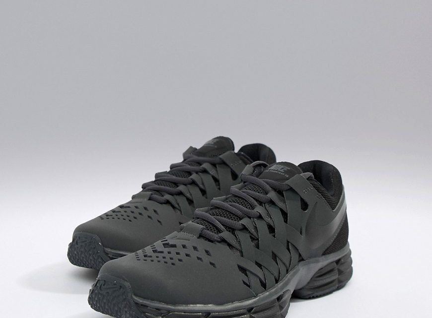 Nike Training - Lunar fingertrap - Baskets - Noir